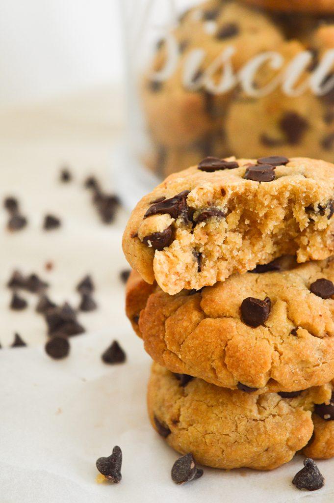 cookie au beurre de cacahuète