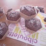 Muffins moelleux au chocolat