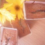 Petits cakes aux fruits rouges