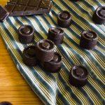 Chocolat noir et noisette {pour Noël}
