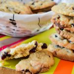 Cookies cranberries chocolat blanc