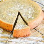 Le Creusois {gâteau aux noisettes}