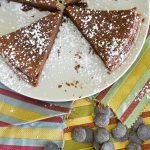 Gâteau Bellevue au chocolat de C. Felder {sans beurre}