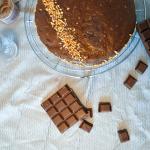 Gâteau choco-caramel (box Chocolat de Cuisine Actuelle)