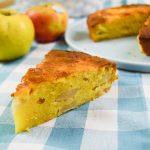 Gâteau aux pommes tout simplement