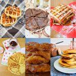 Gaufres, beignets, crêpes… pour fêter Mardi gras !
