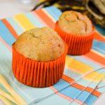 Muffins healthy à la banane
