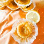 Muffins moelleux au coeur citron