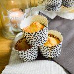 Muffins coco-choco {dessert healthy}