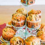 Muffins moelleux aux mirabelles