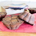 Muffins fondants chocolat & Twix